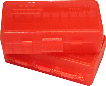 P50-9M in Clear Red