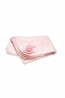 OUT OF STOCK Baby Biscotti- Couture Cutie Blanket /Ivory or Pink