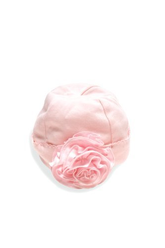 Baby Biscotti-*Girl's Newborn Couture Cutie Hat* in Pink - 6M-9M