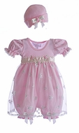 Baby Biscotti - New Born - Take me home-Christening Gowns