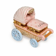 Baby Buggy Double Treasure Box