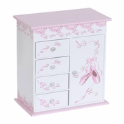 Ballerina Jewelry Box -Angel