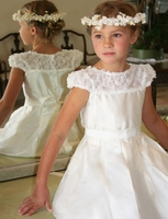 Bella Roses-Communion-Flower Girl Dress