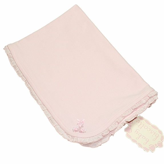 Biscotti Baby - *A Stich in Time* Blanket -
