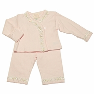 Biscotti Baby *Born Beautiful*- 2PC Pink -Size NB - 9M