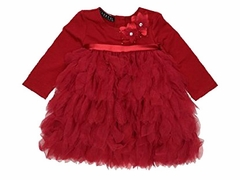 Biscotti Baby Girl's *Deck the Halls*  Sizes 12m-3t-4t