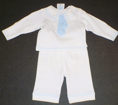 Biscotti Baby -*Suited For Baby* 2pc Top&Pant-Size 6m,9m