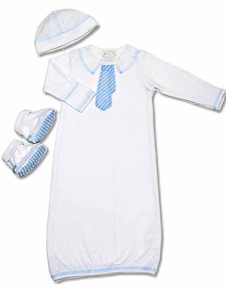 Biscotti Baby *Suited For Baby* 3PC Set -Size 3m