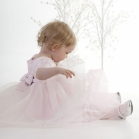 Biscotti- Charmed Life-Pink & Silver Ballerina Dress