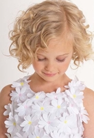 Biscotti *Crazy For Daisies* - Gorgeous White Shift Dress