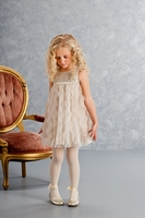 Biscotti Dress -Luminous Lace Dress