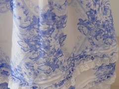 Biscotti Dress *Porcelain Blues*  Out of Stock!