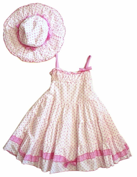 Biscotti Dress- Size 4T