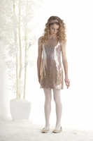 Biscotti Dress-*Time To Sparkle* Sleeveless Dress
