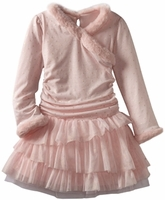 Biscotti Dresses-Girls *Winter Fairy* Dress - Sizes 4