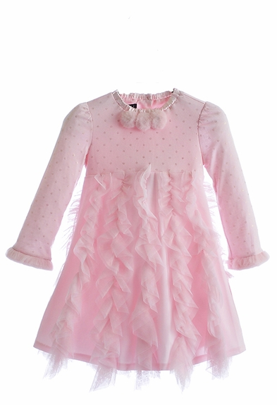 Biscotti Dresses - Girls *Winter Fairy*