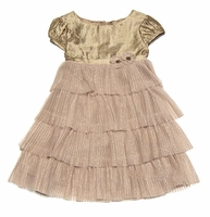 Biscotti Dresses *Golden Girl* 18m 3t 4t