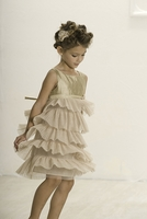 Biscotti Dresses *Golden Girl*  - Size 4 Left Only - Last One!