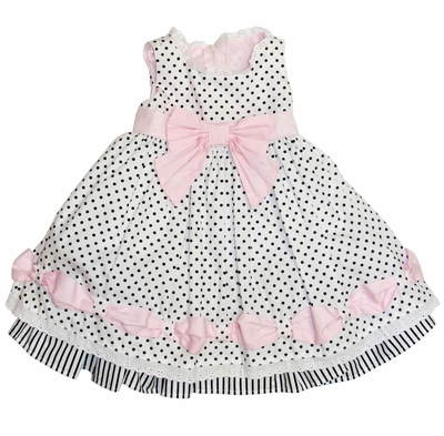 Biscotti Dresses *Little Darling* with Matching Hat -Size  4t