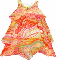 Biscotti Dresses *Marmalade* Layered Dress Sizes 4 & 6x