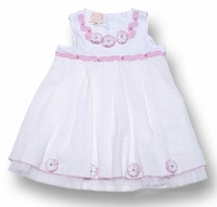 Biscotti Dresses *Ribbons and Romance* Sizes 12M to 4T