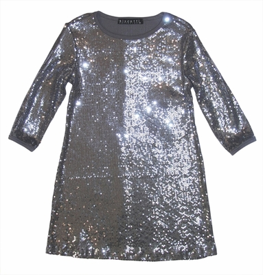 Biscotti Dresses *Shiny Bubbles*  Sequin Party Dress- Sizes 4-5 & 7 Left Only!