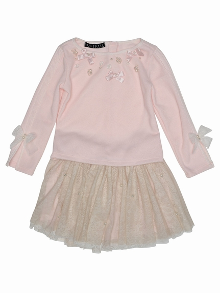Biscotti Girls Cozy Couture Sweater & Skirt Set