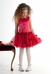 Biscotti Girls Rose Rhapsody Dress