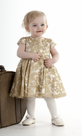 Biscotti Royal Treatment Lace Dress -24m to 5yr