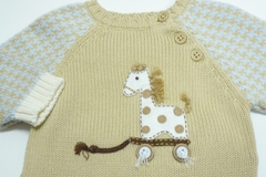 Boy Sweater -2PC-Size 0 - 9m