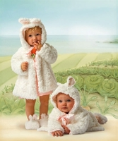 Bunnies by the Bay - Baby Girl