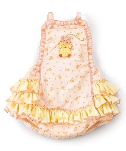 Bunnies By The Bay *Fun in the Sunsuit* - Fits 3-12m