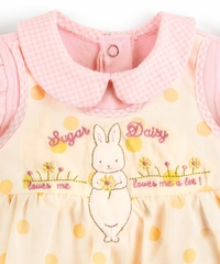 Bunnies by the bay *Sugar Daisy Sundress* Fits 3-12