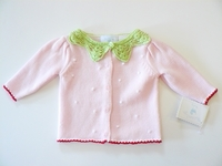 Cardigan Sweater- Size 3m -24m