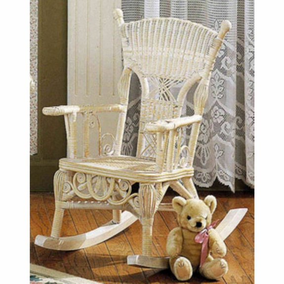 Child's Heirloom Rocking Chair