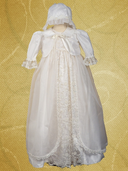 Christening Gowns - Georgianna