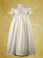Christening Gowns - Haley-Ivory