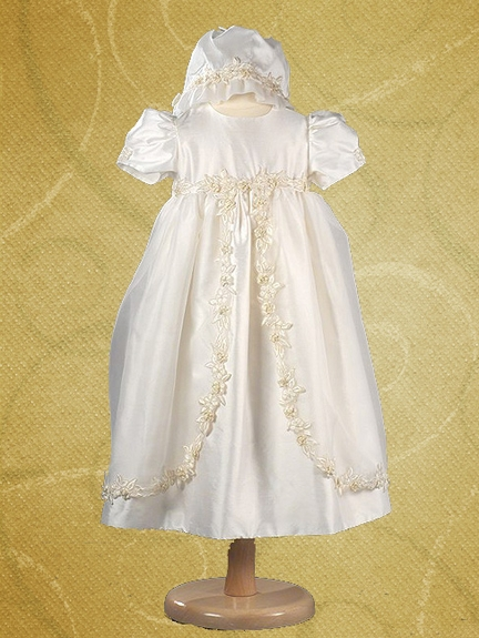 Christening Gowns - Hannah