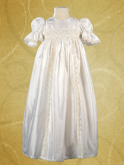 Christening Gowns - Melinda