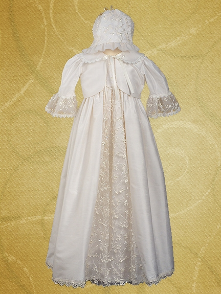 Christening Gowns - Pamela