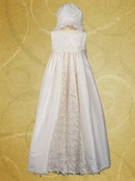 Christening Gowns - Pamela-sleeveless