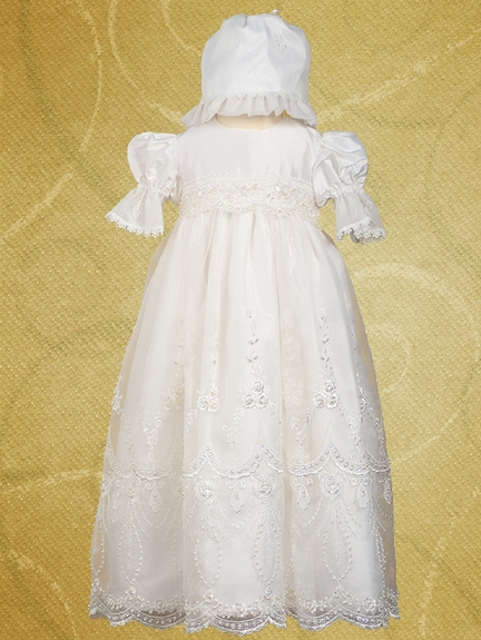 Christening Gowns - Sabrina
