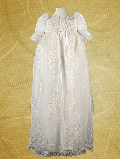 Christening Gowns - Samantha