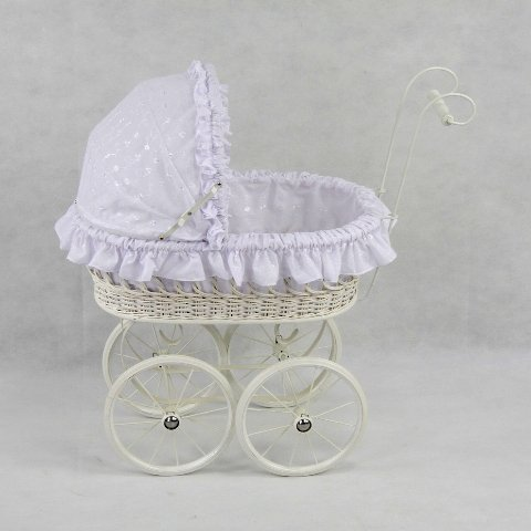 Elizabeth Doll Carriage-Stroller -