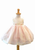 Hand-Made Silk and Tulle Dress- Can be specially ordered.