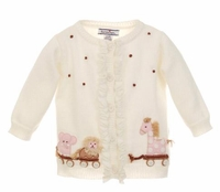 Hartstrings Baby-Cardigan Sweater- Size 3-6m