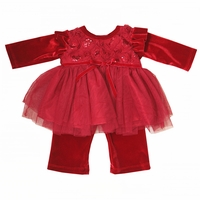 Haute Baby - Time to Sparkle Girls Dress