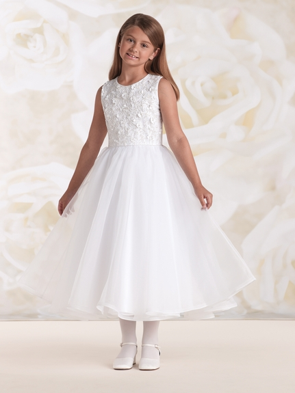 Joan Calabrese *115305* Satin and Organza-Size 8 Left Only!