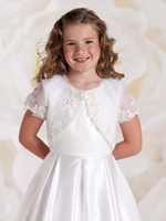 Joan Calabrese *1153jkt1* Communion/Flower Girl Balero