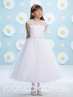 Joan Calabrese-116369 Communion Dress-